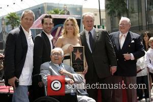 Jeff Bridges, Paul Rudd, Johnny Grant and Michelle Pfeiffer