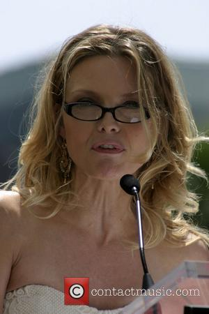 Michelle Pfeiffer receives the 2,345th Star on the Hollywood Walk of Fame. Hollywood, California - 06.08.07