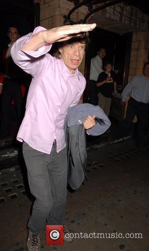 Mick Jagger, Palace Theatre