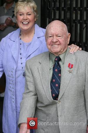 Mickey Rooney and Rooney