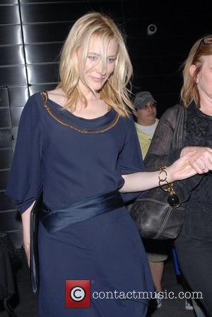 Blanchett's New Curves Spark Pregnancy Rumours