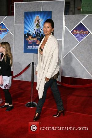 Vanessa Williams and Walt Disney