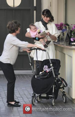 Jovovich Jealous Of Her Mother's Baby Obsession