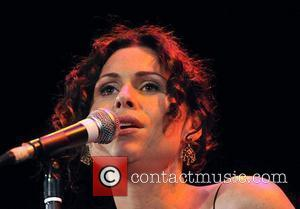 Minnie Driver plays an intimate gig at the Arts Theatre London, England - 12.05.08