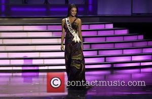 Miss New Mexico - Raelene Aguilar