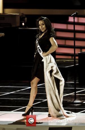 Miss Rhode Island - Amy Diaz
