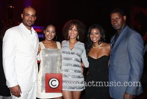 Gabrielle Union, Gabrielle, Jordan and Michael Jordan