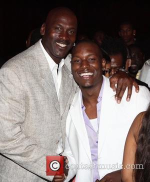 Michael Jordan, Jordan and Tyrese