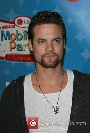Shane West LG Mobile Phones presents LG's Mobile TV Party, a salute to the beloved TV shows and stars of...