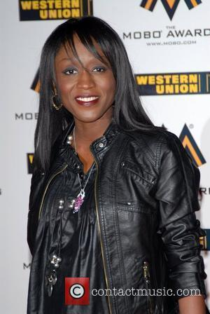 Diane Parish The MOBO Awards held at the O2 Arena - Arrivals London, England - 19.09.07