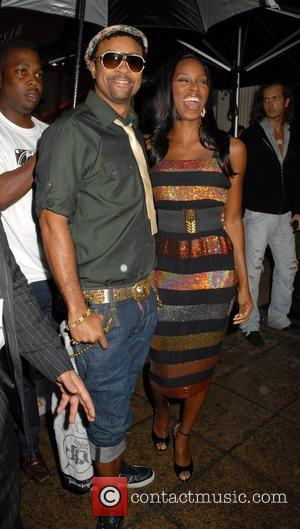 Shaggy and Jamelia The 12th Annual MOBO Awards Nominations Launch held at Movida - Arrivals London, England - 22.08.07