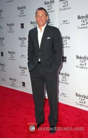Lance Armstrong Modern Bride's '25 Trendsetters of 2007' Awards Dinner New York City, USA - 09.05.07