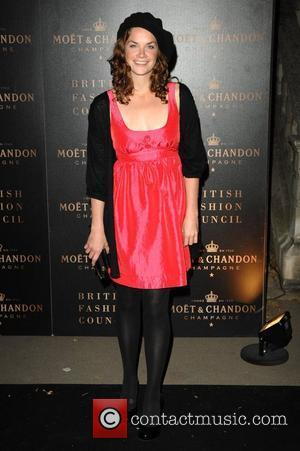 Ruth Wilson The Moet Mirage at Holland Park - Arrivals London, England - 16.09.07