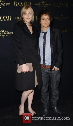 Sophie Dahl and Jamie Cullum,  Harper's Bazaar & Moet Gold Party at Automat Restaurant London, England - 01.11.07