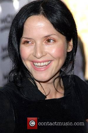 Andrea Corr Mojo Honours List - Arrivals London, England - 18.06.07
