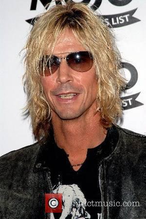 Duff McKagan Mojo Honours List - Arrivals London, England - 18.06.07