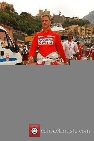Schumacher Denies Affair With Glamour Model