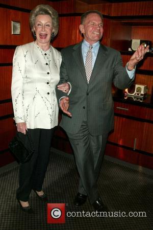 Dina Merrill and Neil Simon