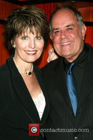 Lucie Arnaz and Laurence Luckinbill O'Neill Theater Center's Monte Cristo Award cocktail reception honoring Neil Simon at the Rainbow Room's...