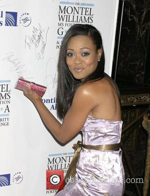 Robin Givens The Montel Williams MS Foundation Gala and Pro-Celebrity Poker Challenge at Cipriani New York City, USA - 13.03.08