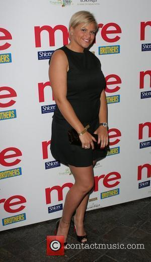 Jade Goody,  More Magazine Party held at Eve nightclub - Inside London, England - 09.10.07
