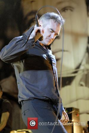 Morrissey To Snub Hall Of Fame Induction