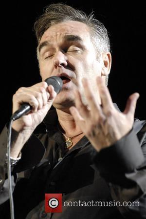 Morrissey Picks Grave