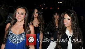 Michelle Heaton and Bianca Gascoigne