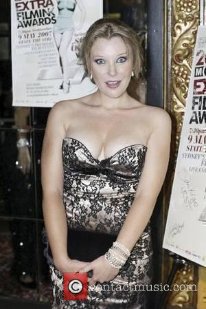 Veronica Sywak  2007 Movie Extra Filmink Awards at The State Theatre Sydney, Australia - 09.05.07