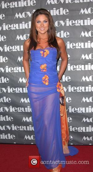 Nadia Bjorlin Movieguide Faith and Value Awards 2008 at the Beverly Hilton Hotel Beverly Hills, CA - 12.02.08