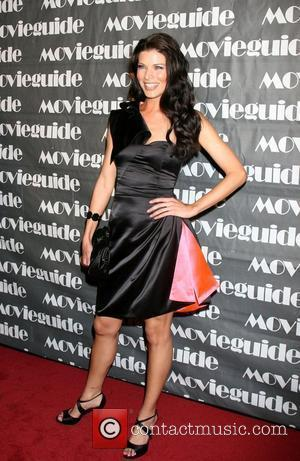 Adrienne Janic, Movieguide Faith And Value Awards 2008 and Beverly Hilton Hotel