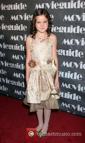 Bailee Madison Movieguide Faith and Value Awards 2008 at the Beverly Hilton Hotel Beverly Hills, CA - 12.02.08