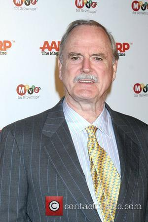 John Cleese AARP The Magazine's Seventh Annual Movies for Grownups Awards at the Hotel Bel-Air - Arrivals Los Angeles, California...