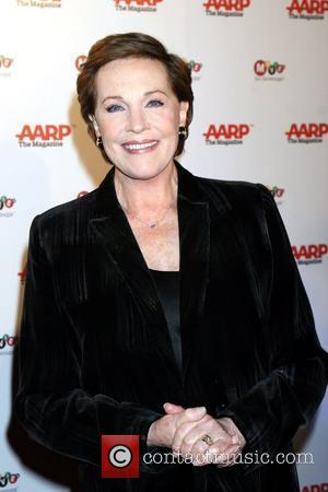 Julie Andrews AARP The Magazine's Seventh Annual Movies for Grownups Awards at the Hotel Bel-Air - Arrivals Los Angeles, California...