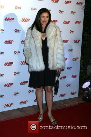 Mimi Rogers AARP The Magazine's Seventh Annual Movies for Grownups Awards at the Hotel Bel-Air - Arrivals Los Angeles, California...