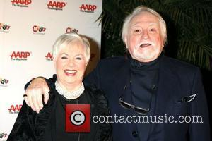 Shirley Jones & Husband Marty Ingels AARP The Magazine's Seventh Annual Movies for Grownups Awards at the Hotel Bel-Air -...