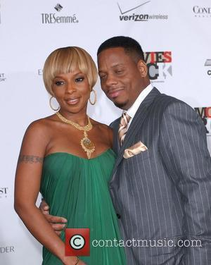 Blige's Husband Helped Turn Her Life Around