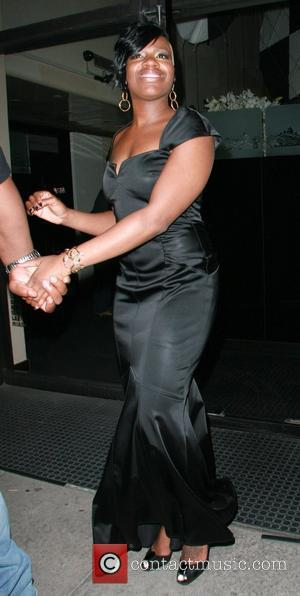 Fantasia leaving Mr Chow restaurant Beverly Hills, California - 10.02.08