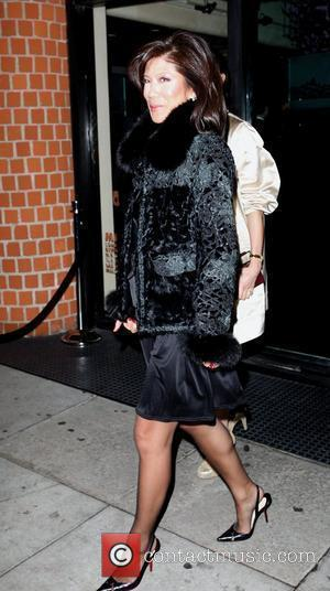 Julie Chen leaving Mr Chow's Los Angeles, California - 22.02.08