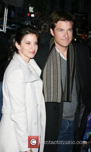 Amanda Anka and Jason Bateman World premiere of Fox Walden's 'Mr. Magorium's Wonder Emporium' held at the DGA Theatre New...