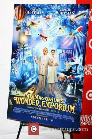 World premiere of Fox Walden's 'Mr. Magorium's Wonder Emporium' held at the DGA Theatre New York City, USA - 11.11.07