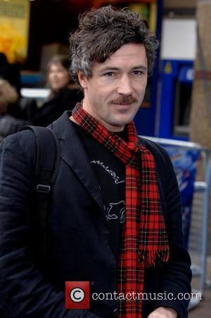 Aidan Gillen UK film premiere of 'Mr Magorium's Wonder Emporium' held at the Empire Leicester Square - Arrivals  London,...