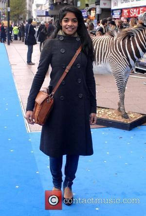 Amara Karan UK film premiere of 'Mr Magorium's Wonder Emporium' held at the Empire Leicester Square - Arrivals  London,...