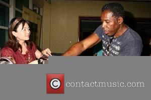 Ernie Hudson Melanie Segal's 2007 MTV Movie Awards Platinum Luxury Lounge held at Le Meridian Hotel - Day 2 Beverly...