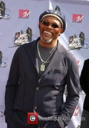 Mtv Movie Awards, Samuel L Jackson, Gibson Amphitheatre