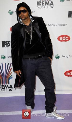 Shaggy MTV Europe Music Award 2007 at Olympiahalle - Red Carpet Arrivals Munich, Germany - 01.11.07