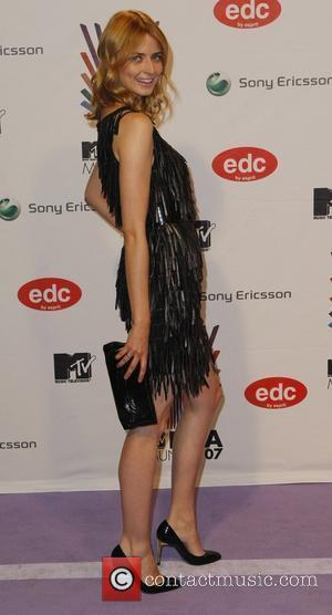 Eva Padberg MTV Europe Music Award 2007 at Olympiahalle - Red Carpet Arrivals Munich, Germany - 01.11.07
