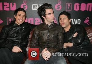 The Stereophonics MTV TWO'sGonzo 5th Birthday Party at Shepherds Bush Pavillion - Arrivals London, England - 06.12.07
