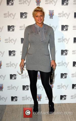 Jade Goody and Mtv
