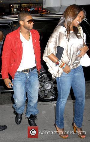 Usher and Mtv